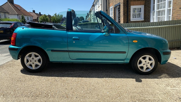 Nissan March cabriolet 1998 For Sale (picture 16 of 217)