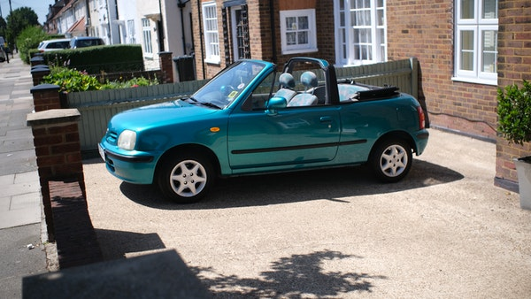 Nissan March cabriolet 1998 For Sale (picture 7 of 217)