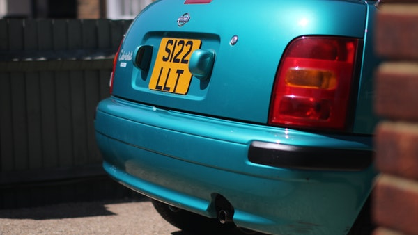 Nissan March cabriolet 1998 For Sale (picture 126 of 217)
