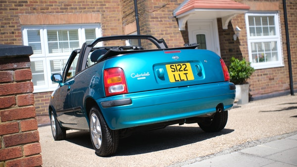 Nissan March cabriolet 1998 For Sale (picture 12 of 217)