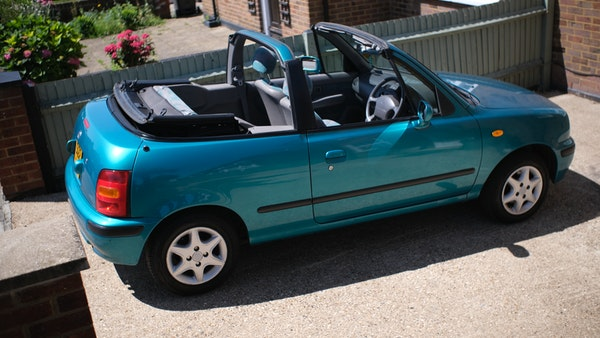 Nissan March cabriolet 1998 For Sale (picture 8 of 217)