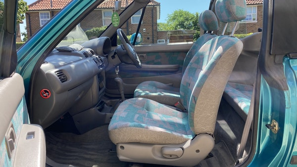 Nissan March cabriolet 1998 For Sale (picture 90 of 217)