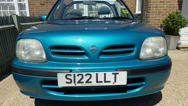 Nissan March cabriolet 1998 For Sale (picture 15 of 217)