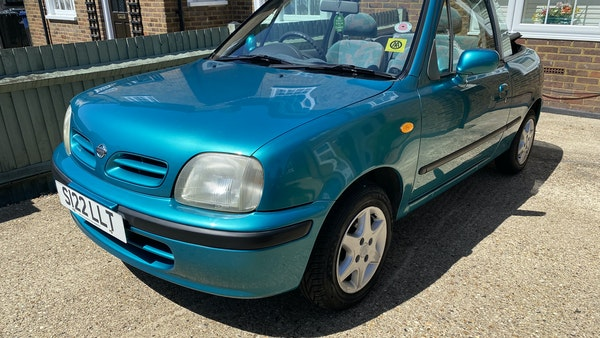 Nissan March cabriolet 1998 For Sale (picture 5 of 217)