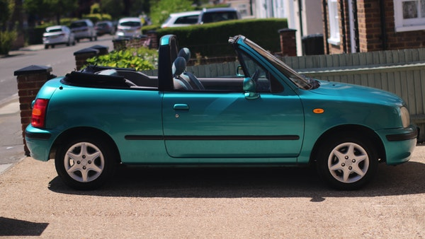 Nissan March cabriolet 1998 For Sale (picture 6 of 217)