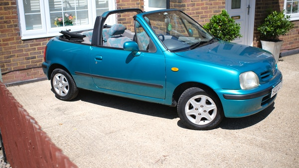 Nissan March cabriolet 1998 For Sale (picture 1 of 217)
