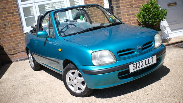 Nissan March cabriolet 1998 For Sale (picture 3 of 217)