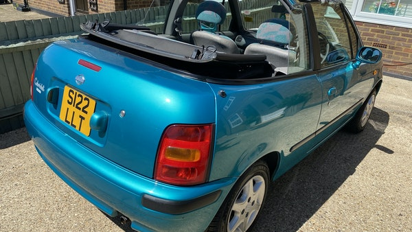 Nissan March cabriolet 1998 For Sale (picture 17 of 217)