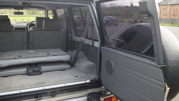 1994 Nissan Patrol GR SGX LWB For Sale (picture 18 of 214)