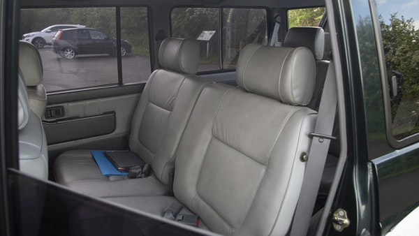 1994 Nissan Patrol GR SGX LWB For Sale (picture 24 of 214)