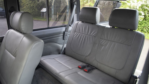 1994 Nissan Patrol GR SGX LWB For Sale (picture 23 of 214)