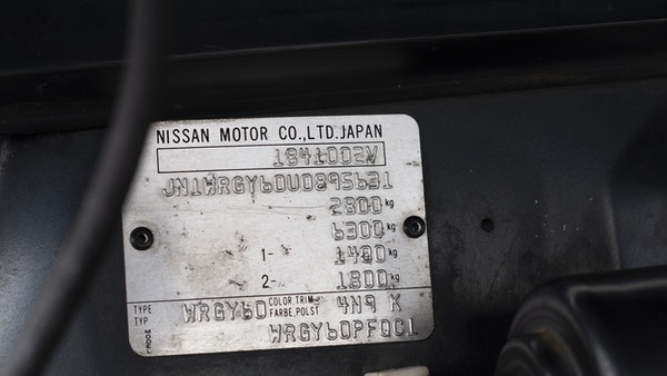 1994 Nissan Patrol GR SGX LWB For Sale (picture 185 of 214)