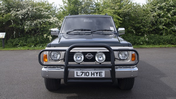 1994 Nissan Patrol GR SGX LWB For Sale (picture 5 of 214)