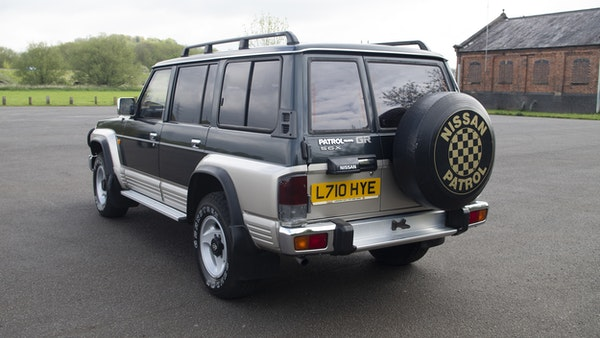 1994 Nissan Patrol GR SGX LWB For Sale (picture 9 of 214)