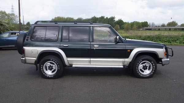 1994 Nissan Patrol GR SGX LWB For Sale (picture 6 of 214)
