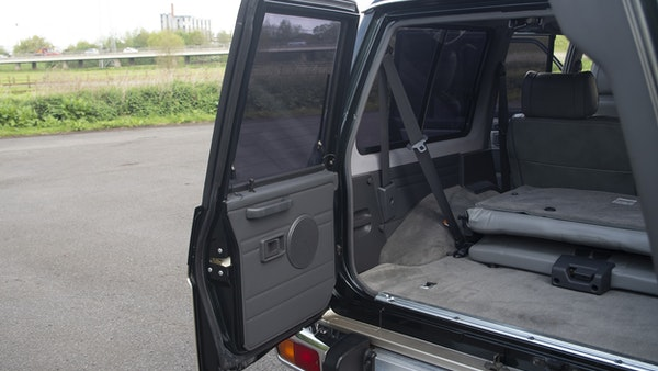 1994 Nissan Patrol GR SGX LWB For Sale (picture 17 of 214)