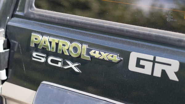 1994 Nissan Patrol GR SGX LWB For Sale (picture 97 of 214)
