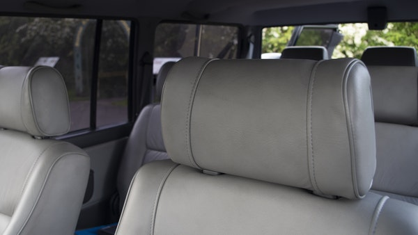 1994 Nissan Patrol GR SGX LWB For Sale (picture 20 of 214)