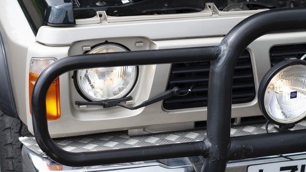1994 Nissan Patrol GR SGX LWB For Sale (picture 136 of 214)