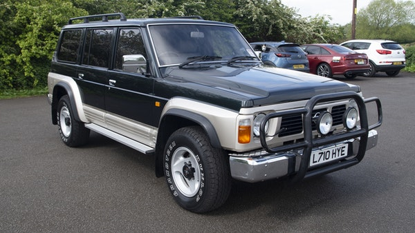 1994 Nissan Patrol GR SGX LWB For Sale (picture 3 of 214)
