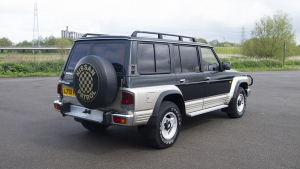 1994 Nissan Patrol GR SGX LWB For Sale (picture 7 of 214)