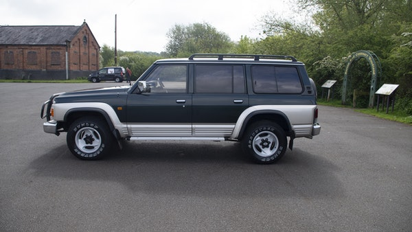 1994 Nissan Patrol GR SGX LWB For Sale (picture 4 of 214)