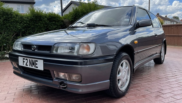 1993 Nissan Sunny GTI For Sale (picture 16 of 64)