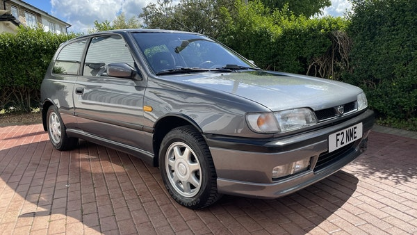 1993 Nissan Sunny GTI For Sale (picture 9 of 64)