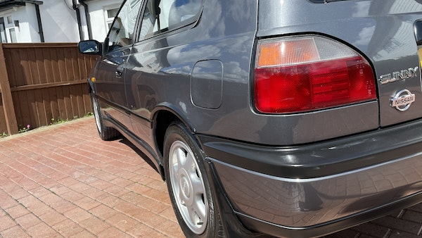 1993 Nissan Sunny GTI For Sale (picture 51 of 64)