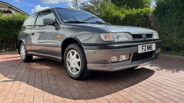 1993 Nissan Sunny GTI For Sale (picture 10 of 64)