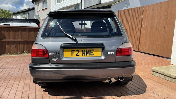 1993 Nissan Sunny GTI For Sale (picture 11 of 64)