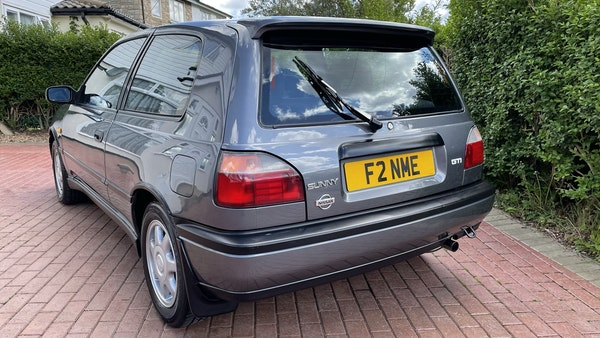 1993 Nissan Sunny GTI For Sale (picture 17 of 64)