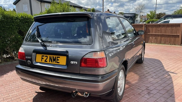 1993 Nissan Sunny GTI For Sale (picture 7 of 64)