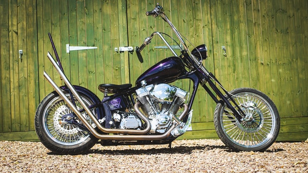 2015 NGCC Custom - Purple Haze For Sale (picture 8 of 60)