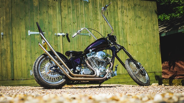 2015 NGCC Custom - Purple Haze For Sale (picture 3 of 60)