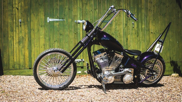 2015 NGCC Custom - Purple Haze For Sale (picture 4 of 60)