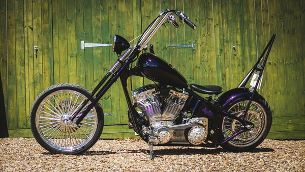 2015 NGCC Custom - Purple Haze For Sale (picture 9 of 60)