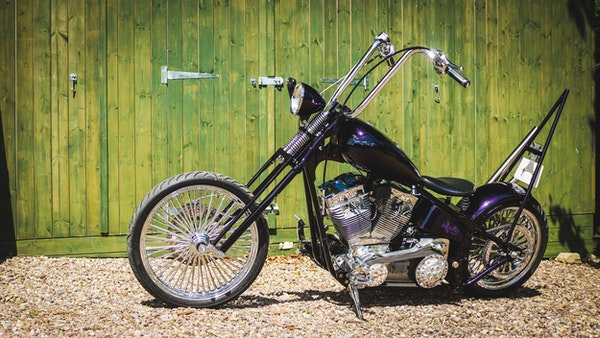 2015 NGCC Custom - Purple Haze For Sale (picture 7 of 60)