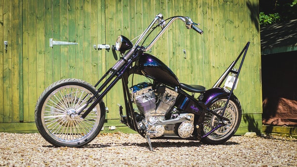 2015 NGCC Custom - Purple Haze For Sale (picture 5 of 60)
