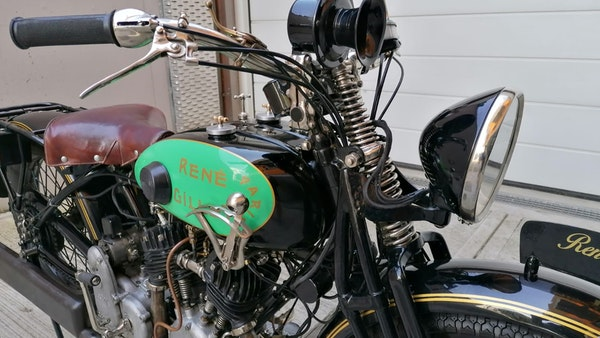 1939 René Gillet G750 For Sale (picture 12 of 48)