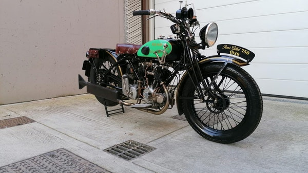 1939 René Gillet G750 For Sale (picture 4 of 48)