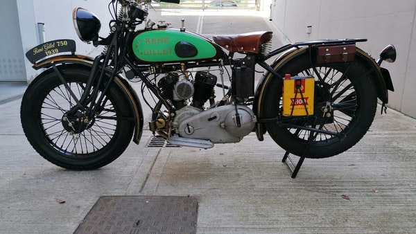1939 René Gillet G750 For Sale (picture 1 of 48)