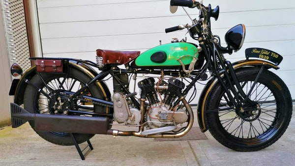 1939 René Gillet G750 For Sale (picture 3 of 48)