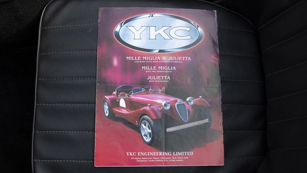 RESERVE LOWERED - 2004 YKC Julietta For Sale (picture 113 of 138)