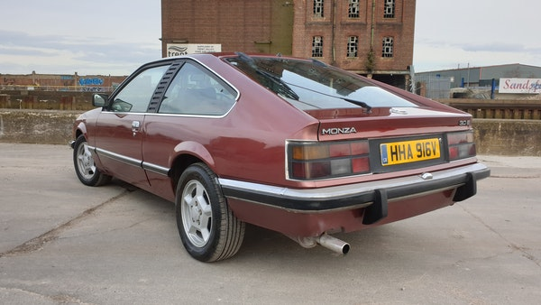 NO RESERVE! 1979 Opel Monza 3.0 E For Sale (picture 4 of 92)