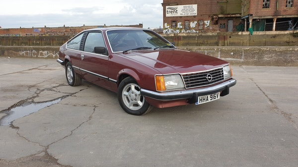 NO RESERVE! 1979 Opel Monza 3.0 E For Sale (picture 10 of 92)