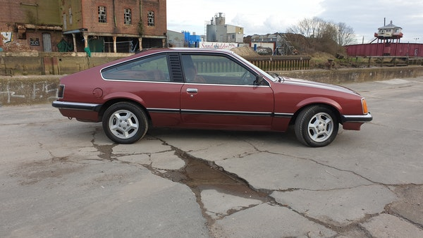 NO RESERVE! 1979 Opel Monza 3.0 E For Sale (picture 7 of 92)