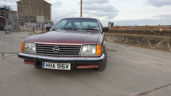 NO RESERVE! 1979 Opel Monza 3.0 E For Sale (picture 12 of 92)