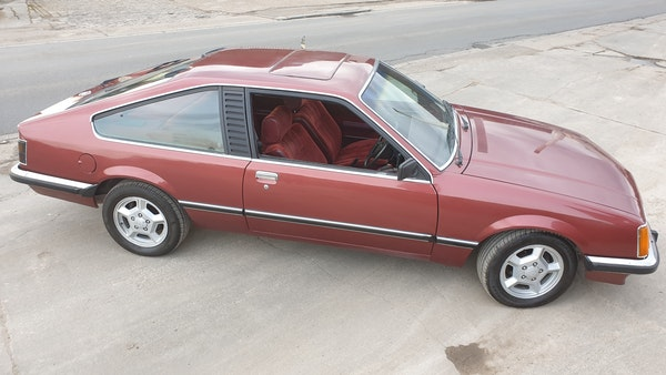 NO RESERVE! 1979 Opel Monza 3.0 E For Sale (picture 27 of 92)