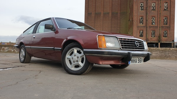 NO RESERVE! 1979 Opel Monza 3.0 E For Sale (picture 6 of 92)